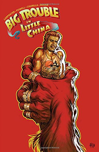 Big Trouble in Little China: Volume 3 (Paperback)
