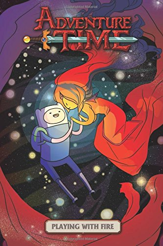 9781608868322: Adventure Time Original Graphic Novel Vol. 1: Playing With Fire