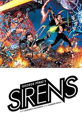 9781608868599: George Perez's Sirens