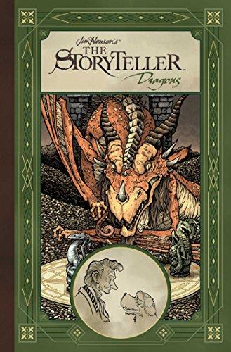 9781608868742: Jim Henson's The Storyteller: Dragons