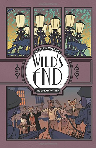 9781608868773: Wild's End: The Enemy Within