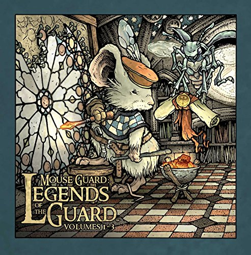 9781608869053: Mouse Guard: Legends of the Guard Box Set