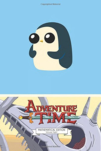 9781608869671: Adventure Time Vol. 8 Mathematical Edition