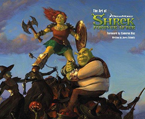 9781608870028: ART OF SHREK FOREVER AFTER (Shrek 4)