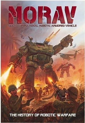 9781608870110: MORAV (MULTI-OPERATIONAL ROBOTIC ARMORED VEHICLE)