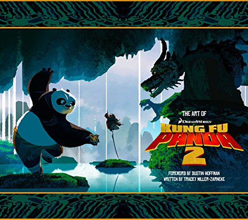 9781608870189: ART OF KUNG FU PANDA 2