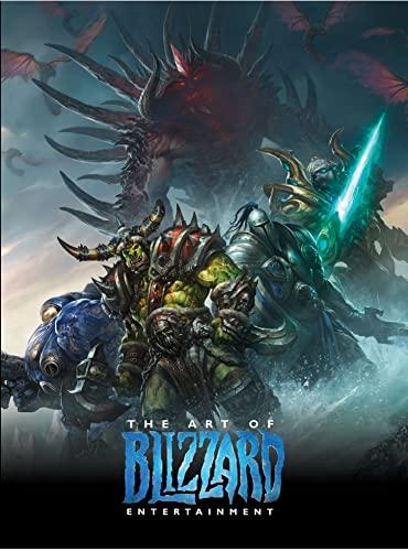 9781608870271: Art of Blizzard Entertainment
