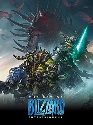9781608870271: The Art of Blizzard Entertainment