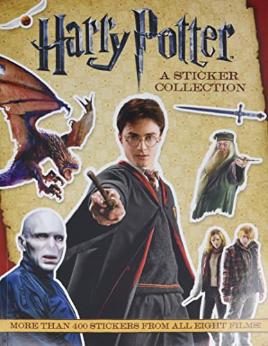 9781608870394: Harry Potter: A Sticker Collection