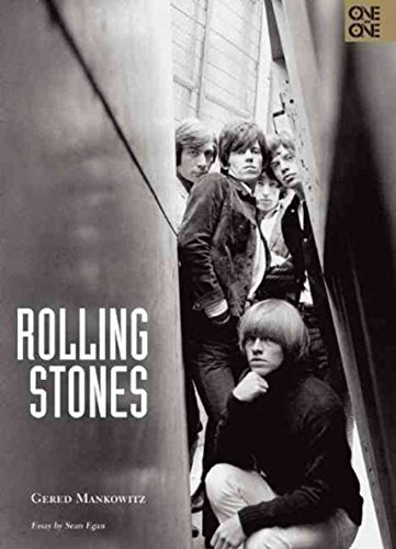 9781608870912: Rolling Stones (One on One)