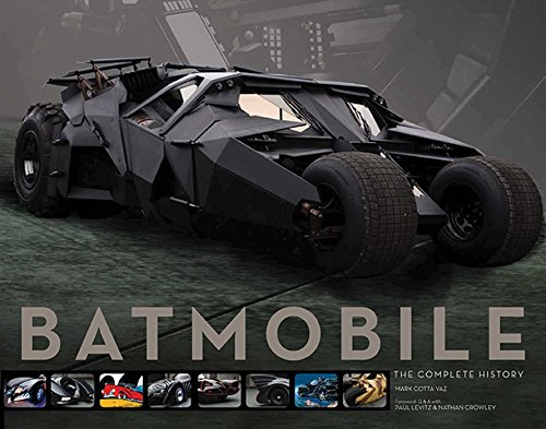 9781608871032: Batmobile: The Complete History