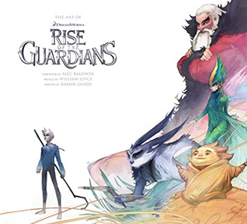 9781608871087: The Art Of Rise Of The Guardians (The Art of Dreamworks)