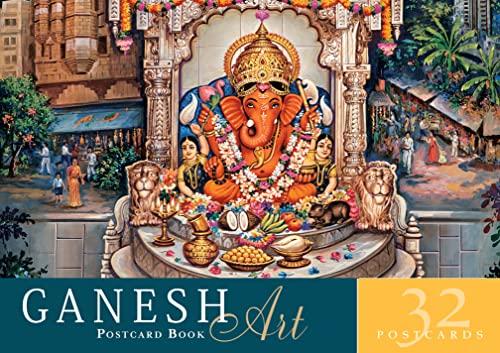 9781608871285: Ganesh Art Postcard Book: 32 Postcards
