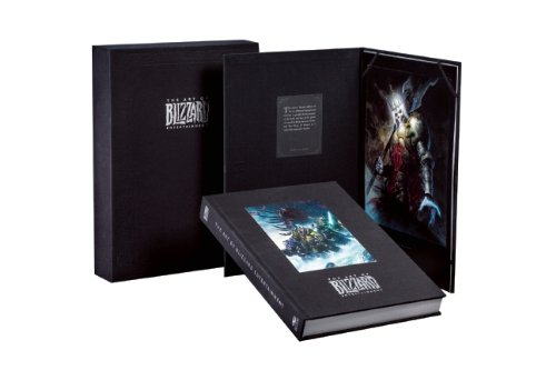 9781608871384: The Art of Blizzard Entertainment
