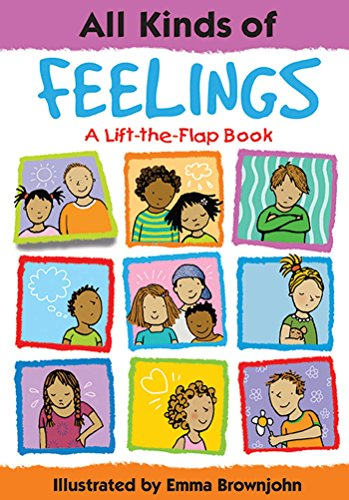 9781608871582: ALL KINDS OF FEELINGS (All Kinds Of...(Insight Editions))