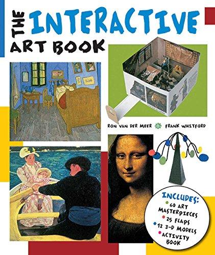 9781608871834: INTERACTIVE ART BOOK