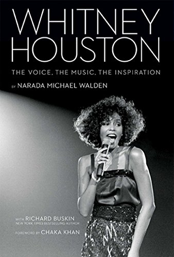 9781608872008: Whitney Houston: The Voice, the Music, the Inspiration