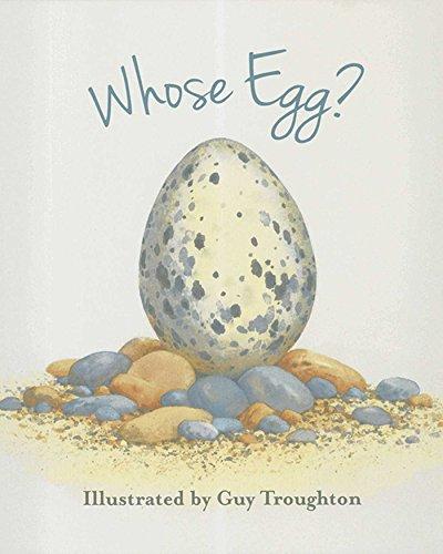 9781608872039: Whose Egg?