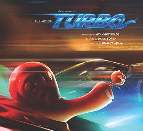 The Art of Turbo (Hardcover): Robert Abele