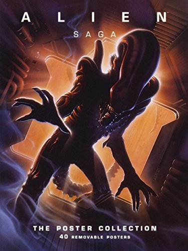 9781608872282: ALIEN SAGA (Insights Poster Collections)