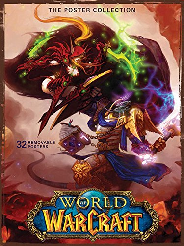9781608872473: WORLD OF WARCRAFT: The Poster Collection (Insights Poster Collections)