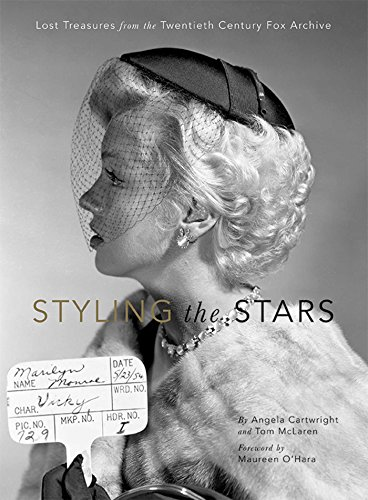 Styling The Stars (Hardback): Angela Cartwright, Tom McLaren