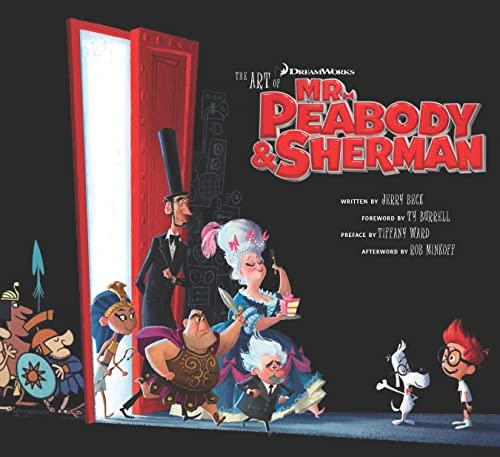 9781608872589: The Art of Mr. Peabody & Sherman
