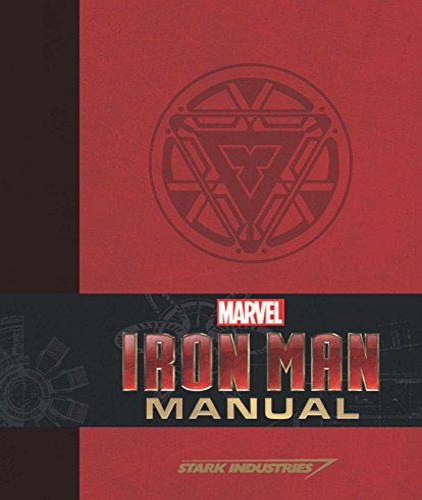 9781608872756: Iron Man Manual