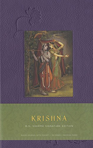 9781608872831: Krishna Hardcover Ruled Journal: B.G. Sharma Signature Edition (Insights Journals)