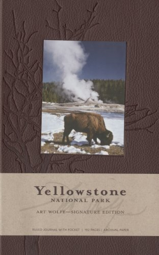 9781608872886: Yellowstone National Park Hardcover Ruled Journal (Insights Journals)