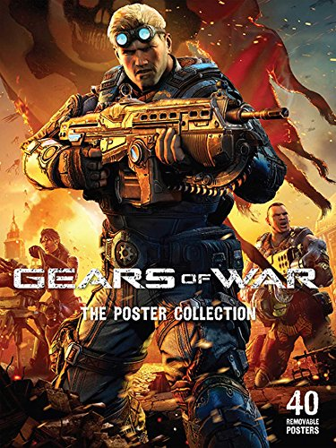 9781608872961: GEARS OF WAR (Insights Poster Collections)
