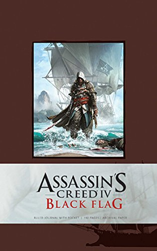 9781608872992: ASSASSIN'S CREED IV BLACK FLAG HARDCOVER RULED JOURNAL (Insights Journals)