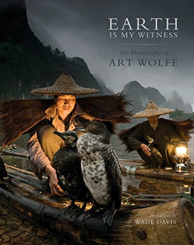 9781608873067: Earth is My Witness: The Photography of Art Wolfe