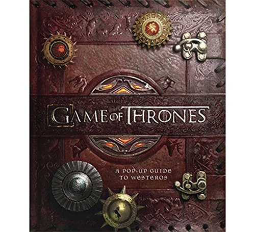9781608873142: Game of Thrones: A Pop-Up Guide to Westeros