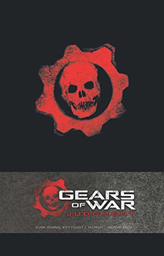 9781608873340: Gears of War® Judgment Hardcover Blank Journal (Large) (Insights Journals)