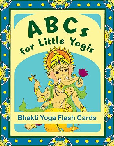 9781608873401: ABCs for Little Yogis: Bhakti Yoga Flash Cards