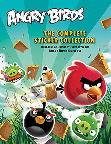 9781608873784: Angry Birds: The Complete Sticker Collection