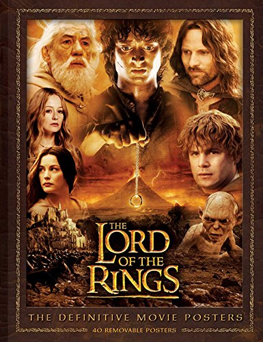 Lord of the Rings: The Poster Collection Format: Paperback
