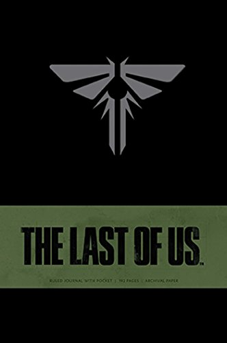 9781608873982: The Last of Us Hardcover Ruled Journal (Insights Journals)