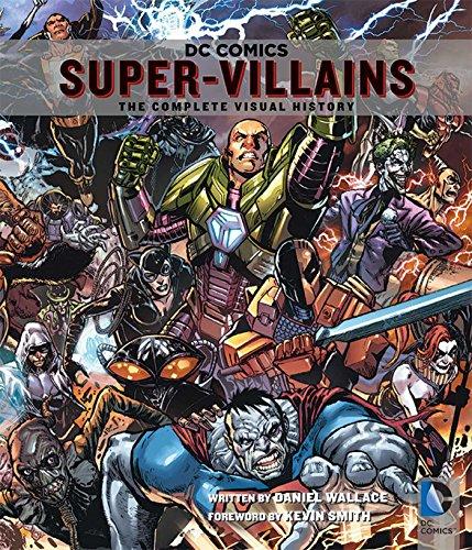 DC Comics: Super-Villains: The