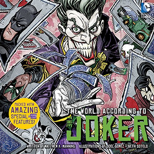 9781608874194: The World According to the Joker (Insight Legends)