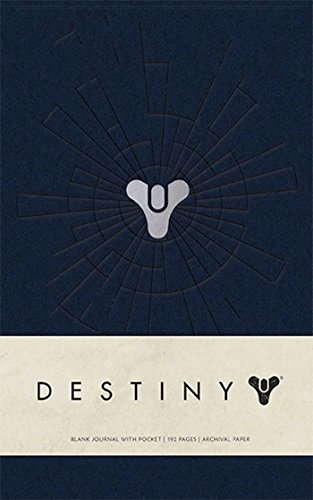 9781608874231: Destiny Hardcover Blank Journal (Large) (Insight Edition Journals)