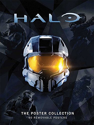 9781608874255: Halo: The Poster Collection