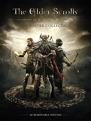 9781608874316: The Elder Scrolls Online: The Poster Collection
