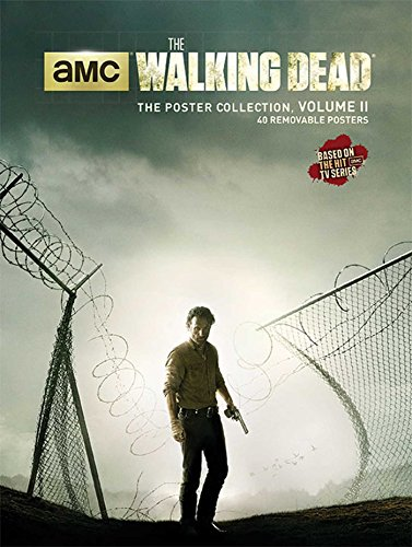 9781608874439: WALKING DEAD: THE POSTER COLLECTION: 2 (Insights Poster Collections)
