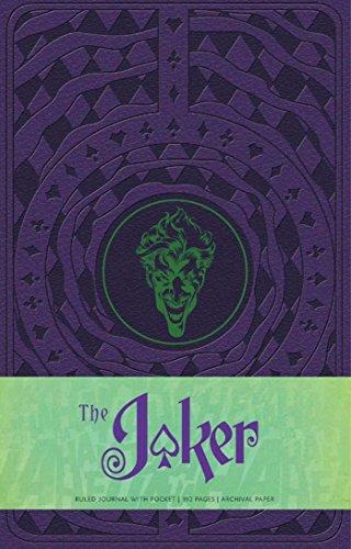 9781608874460: The Joker Hardcover Ruled Journal (Insights Journals)