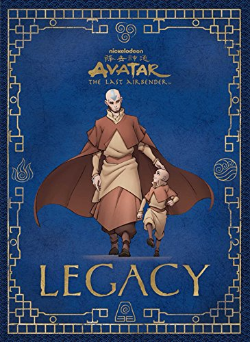 9781608874477: Avatar: The Last Airbender: Legacy (Insight Legends)