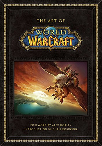 9781608874491: The Art of World of Warcraft