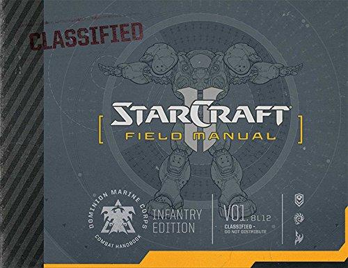 9781608874507: Starcraft II Field Manual