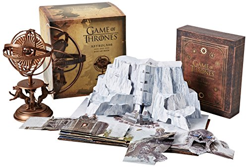 9781608874736: Game of Thrones Astrolabe Collector's Edition Book Set